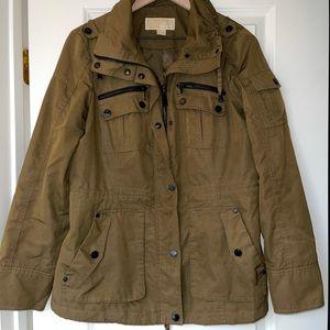 Michael Kors Utility Jacket Army Green